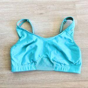 Lululemon Adjustable Sports Bra Cotton Stretchy D
